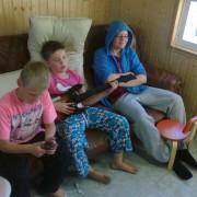 nuortenilta, guitar hero